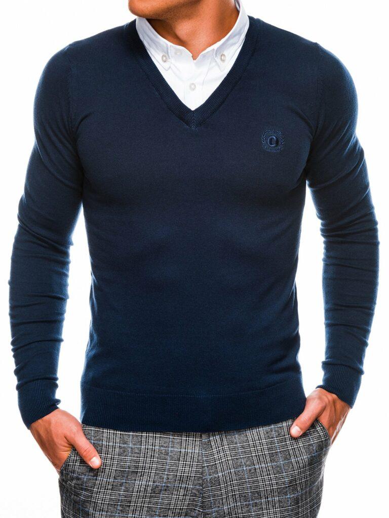 trui overhemd combinatie