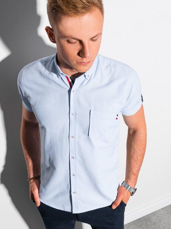 overhemd korte mouw
