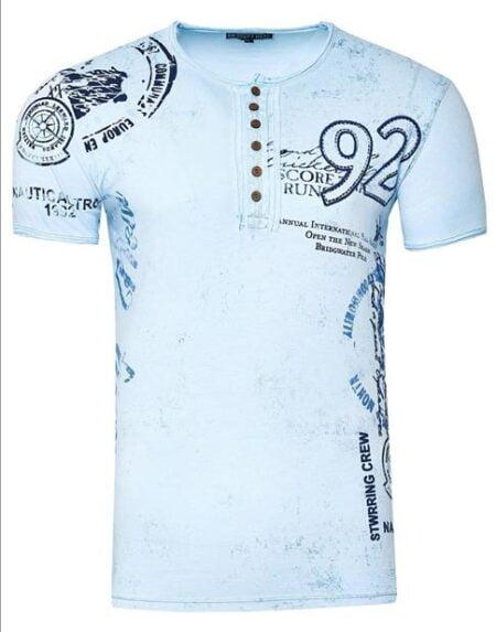 t-shirt heren rusty neal