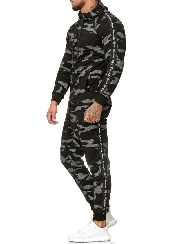 joggingpak heren camouflage