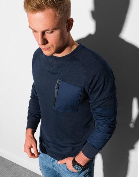 sweater heren navy