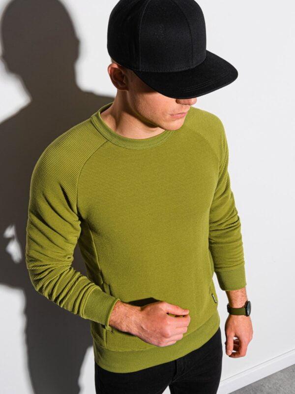 sweater heren groen