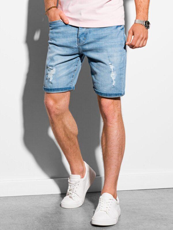 korte spijkerbroek heren