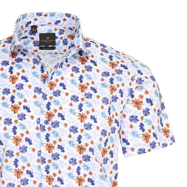 blouse heren korte mouw