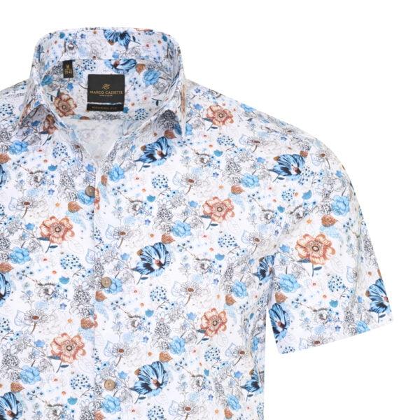 korte mouw blouse